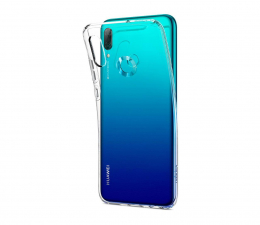 Etui/obudowa na smartfona Spigen Liquid Crystal do Huawei P Smart 2019 Clear