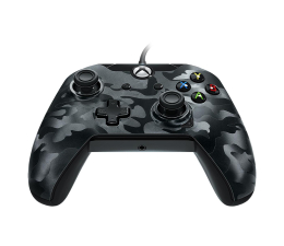 Pad PDP Xbox One Controller - Delux Camo Black (przew.)