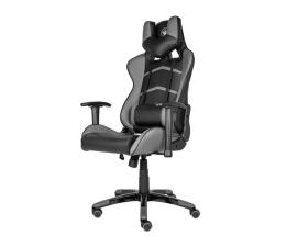 Fotel gamingowy Silver Monkey SMG-400 (Czarno-Szary)