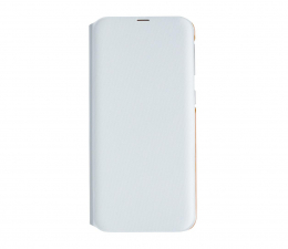 Etui/obudowa na smartfona Samsung Wallet Cover do Galaxy A40 biały