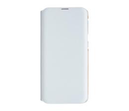 Etui/obudowa na smartfona Samsung Wallet Cover do Galaxy A20e biały