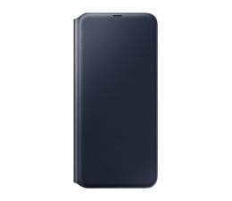 Etui/obudowa na smartfona Samsung Wallet Cover do Galaxy A70 czarny