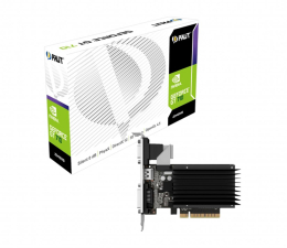 Karta graficzna NVIDIA Palit GeForce GT 710 2GB DDR3