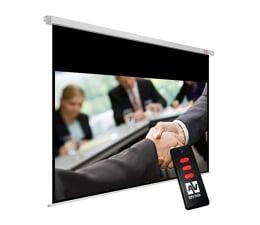 Ekran projekcyjny Avtek Ekran elektryczny 120' 270x220 16:10 Biały Matowy