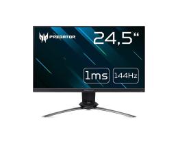 """Monitor LED 24"""" Acer Predator XN253QPBMIPRZX czarny"""