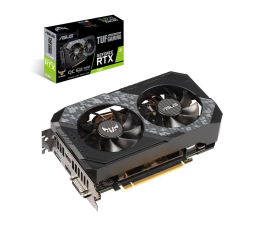 Karta graficzna NVIDIA ASUS GeForce RTX 2060 TUF Gaming OC 6GB GDDR6