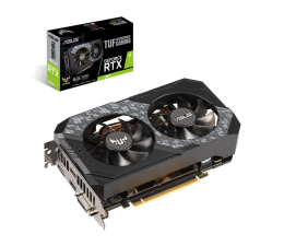 Karta graficzna NVIDIA ASUS GeForce RTX 2060 TUF Gaming 6GB GDDR6