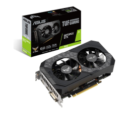 Karta graficzna NVIDIA ASUS GeForce GTX 1660 TUF Gaming 6GB GDDR5
