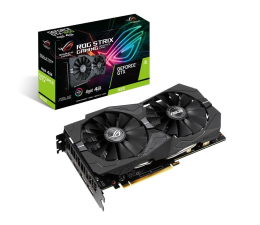Karta graficzna NVIDIA ASUS GeForce GTX 1650 Strix Advance 4GB GDDR5