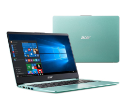 "Notebook / Laptop 14,1"" Acer Swift 1 N5000/4GB/256/Win10 Zielony"