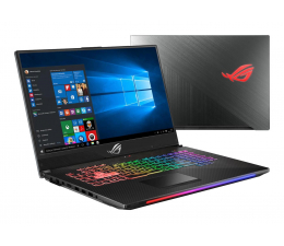 "Notebook / Laptop 17,3"" ASUS ROG Strix SCAR II i7-8750/16GB/256+1TB/W10 RTX2070"