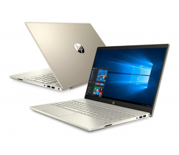 "Notebook / Laptop 15,6"" HP Pavilion 15 i5-8265/16GB/240+1TB/W10 MX250 Gold"