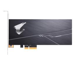 Dysk SSD Gigabyte 512GB AIC PCIe NVMe AORUS RGB