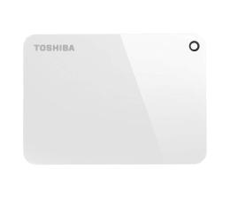 Dysk zewnetrzny/przenośny Toshiba Canvio Advance 1TB USB 3.0 biały