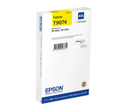Tusz do drukarki Epson T9074 yellow XXL 69ml (C13T907440)