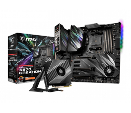 Płyta główna Socket AM4 MSI PRESTIGE X570 CREATION