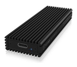 Obudowa dysku ICY BOX Obudowa do dysku M.2 NVMe (USB-C, M-Key)