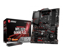 Płyta główna Socket AM4 MSI MPG X570 GAMING PLUS