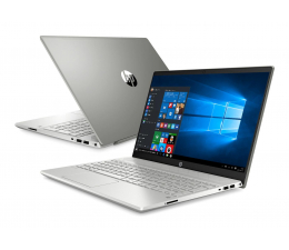 "Notebook / Laptop 15,6"" HP Pavilion 15 i7-1065G7/16GB/512/Win10 Silver"