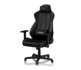Fotel gamingowy Nitro Concepts S300 EX Gaming (Czarny-Karbon)