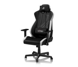 Fotel gamingowy Nitro Concepts S300 EX Gaming (Czarno-Biały)