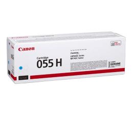 Toner do drukarki Canon 055H cyan 5900str.