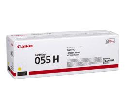 Toner do drukarki Canon 055H yellow 5900str.