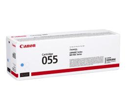 Toner do drukarki Canon 055 cyan 2100str.