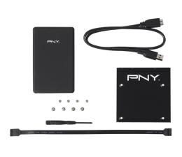 Obudowa dysku PNY SSD UPGRADE KIT SSD