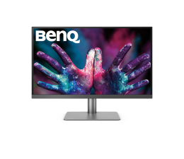 "Monitor LED 27"" BenQ PD2720U czarny 4K HDR"