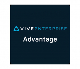 Gwarancja rozszerzona do VR HTC Advantage Pack dla Pro Eye - Licencja komercyjna