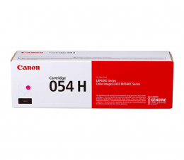 Toner do drukarki Canon 054H magenta 2300str.