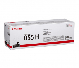 Toner do drukarki Canon 055H czarny 7600str.