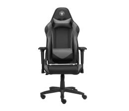 Fotel gamingowy Silver Monkey SMG-500 (Czarno-Szary)