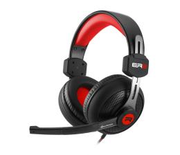 Słuchawki przewodowe Sharkoon Rush ER2 Red
