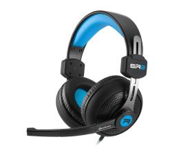 Słuchawki przewodowe Sharkoon Rush ER2 Blue