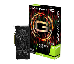 Karta graficzna NVIDIA Gainward GeForce GTX 1660 Ghost 6GB GDDR5