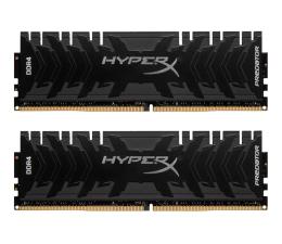 Pamięć RAM DDR4 HyperX 8GB 3000MHz Predator Black CL15 (2x4GB)