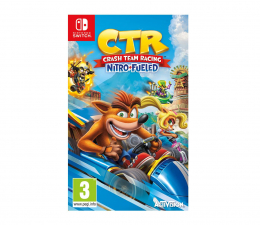 Gra na Switch Beenox Crash Team Racing Nitro-Fueled