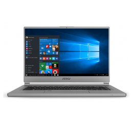 "Notebook / Laptop 15,6"" MSI P65 i9-9880H/16GB/512/Win10X RTX2070"