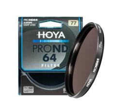 Filtr fotograficzny Hoya Pro ND64 77mm