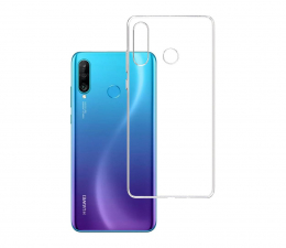 Etui / obudowa na smartfona 3mk Clear Case do Huawei P30 Lite