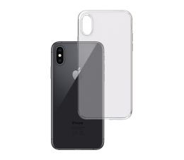 Etui / obudowa na smartfona 3mk Clear Case do iPhone X/Xs