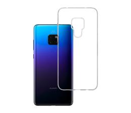 Etui/obudowa na smartfona 3mk Clear Case do Huawei Mate 20