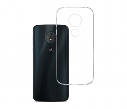 Etui/obudowa na smartfona 3mk Clear Case do Motorola Moto G6 Play