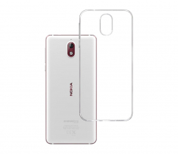 Etui/obudowa na smartfona 3mk Clear Case do Nokia 3.1