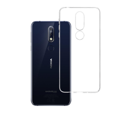 Etui/obudowa na smartfona 3mk Clear Case do Nokia 7.1