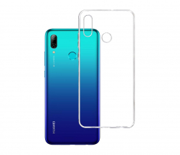 Etui/obudowa na smartfona 3mk Clear Case do Huawei P Smart 2019