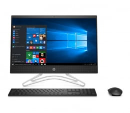 All in One HP 22 AiO i3-8130/8GB/256+1TB/Win10 IPS Black