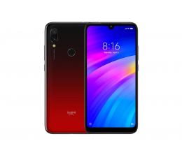 Smartfon / Telefon Xiaomi Redmi 7 3/32GB Dual SIM LTE Lunar Red